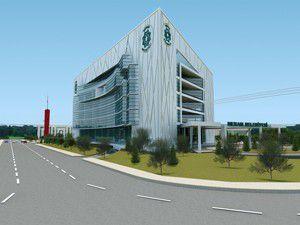 Yeni hizmet binası Merama çok yakışacak