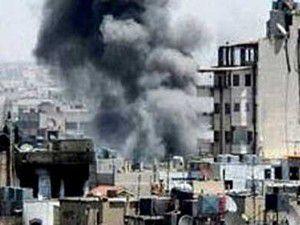 Şam banliyölerinde savaş: 181 ölü