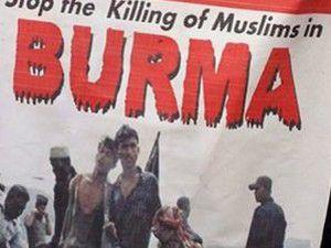 Müslüman katliamına tepki büyüyor