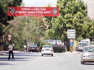 Konyada konvoylarda korna çalmak yasaklandı