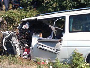 Samsunda feci kaza: 7 ölü