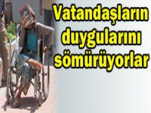 Din istismarcıları sokaklarda!