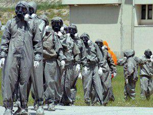 Suriyeden kimyasal silah açıklaması