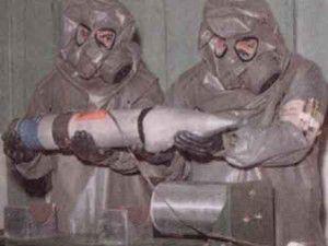 TSK da kimyasal silah alarmı verildi