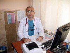 Karapınar Devlet Hastanesine yeni çocuk doktoru
