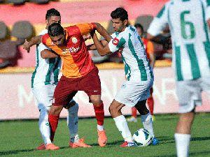 Torku Konyaspor farklı yenildi