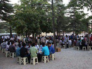 Selçuklu Somalili öğrencileri misafir etti