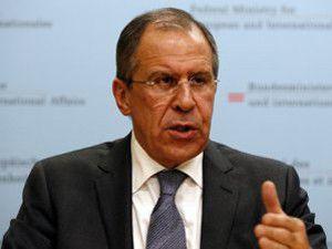 Sergey Lavrov: Esadı istemiyoruz