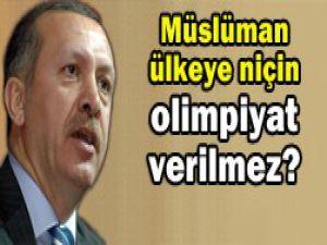 Erdoğandan olimpiyat yorumu