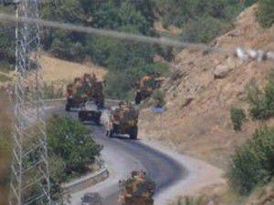 PKK Şemdinliye saldırdı