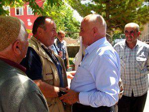 Mustafa Kabakçının ziyareti sürüyor