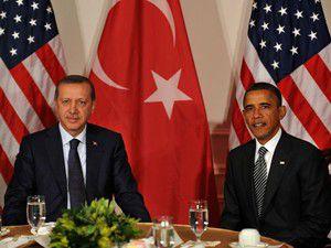 Başbakan Erdoğan Obamayla Suriyeyi görüştü