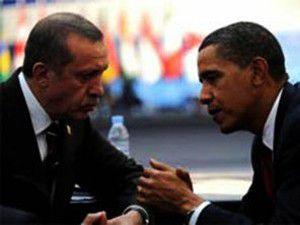 Başbakan Erdoğan Obama ile Suriyeyi konuştu