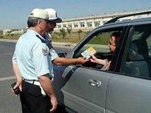 Trafik uyanıklarının cezası 72 TL