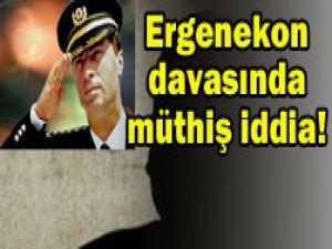 Ergenekon davasında büyük iddia
