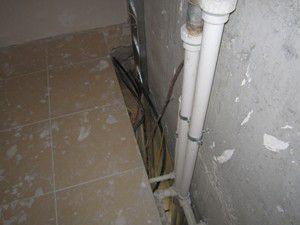 Öğrenci yurdunun kablolarını çaldılar