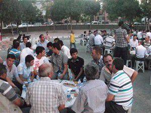 Meydan-Derden Meydanlılara iftar