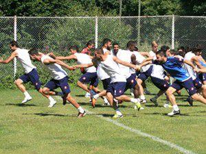Konyaspor lige Boluda hazırlanıyor