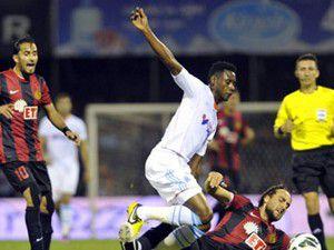 Eskişehirspor Marsilya maçından dakikalar