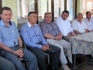 AK Parti İl Teşkilatından belde ziyaretleri