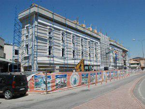 Semt Polikliniği inşaatı tamamlanıyor