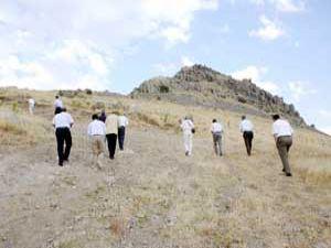 Takkeli Dağ eski günlerine kavuşuyor