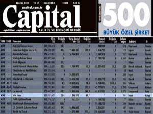 Seha Yapı 'Capital 500' listesinde