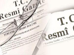 YAŞ Kararları Resmi Gazetede Yayımlandı