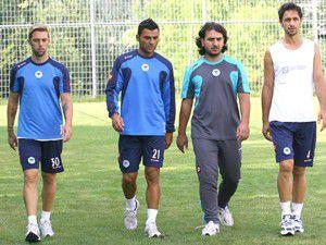 Torku Konyasporda Bolu kampı sona erdi