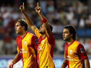 Galatasaray Meloyu bildirdi
