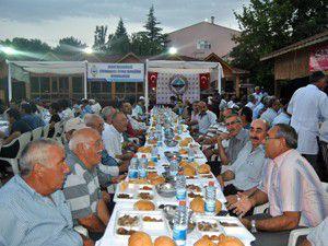 Kulu Belediyesinden bin 200 kişiye iftar