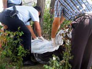 Konyada minibüsün çarptığı yaya öldü