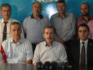 Türkiye Partisi Genel Başkanı Konyada
