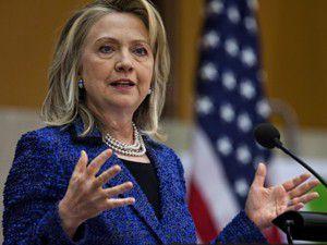 Clinton Türkiyeye geldi