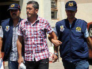 Foça saldırısında tutuklama