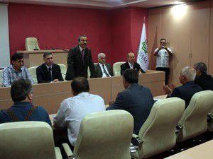 Irak Türkmen Cephesi Genel Başkanı Konyada