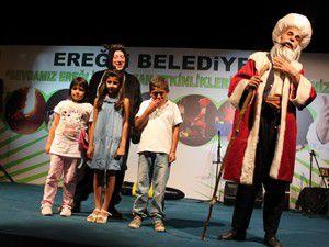 Türkü Şiir Kültür Sanat Topluluğu Ereğlide