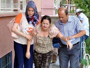 Emekli kadın öğretmen bıçakla öldürüldü