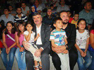 Mustafa Demirci Konyalılarla buluştu