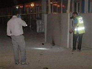 Vanda polise saldırı