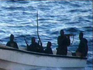 Türk gemicileri korsanları püskürttü
