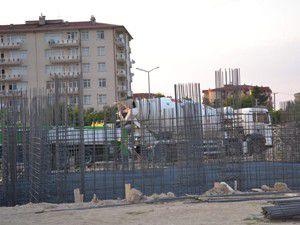 Ereğlide Behzade Camisi temeli atıldı