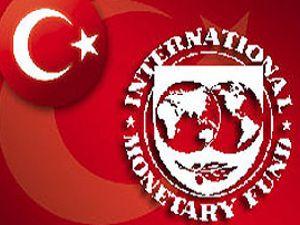 IMFden açıklama:Artık Türkiye ile stand-by konusunu görüşmüyoruz