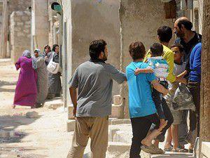 Suriye ordusu katliamda sınır tanımıyor!