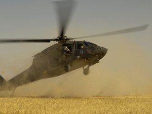 NATO helikopteri düştü: 11 ölü