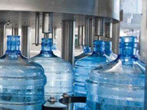 Yasaklı 15 firmaya, su üretim izni