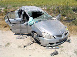 Konyada trafik kazaları: 7 yaralı
