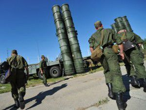 Füze rampaları Suriyeye doğru çevrildi