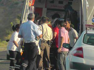 Konyada kaza: 7 yaralı