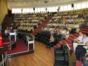Karatay personeline 'Sağlıklı Beslenme' semineri